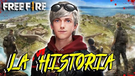 LA HISTORIA DE MAXIM FREE FIRE YouTube