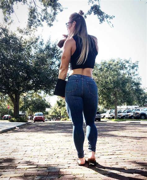 Dani Elle Speegle Crossfit Girls Cross Fit Fitness Normal Clothes Crossfit Girls Jeans Wear
