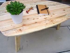 Table Basse Palettes : table basse palette esprit scandinave au 303 home deco ~ Melissatoandfro.com Idées de Décoration