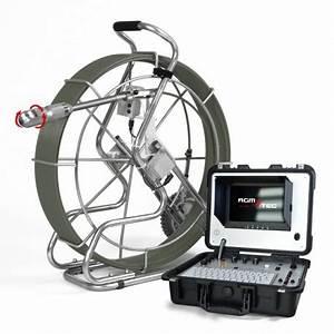 Camera D Inspection De Canalisation : cam ra d 39 inspection rotative de canalisation tubicam xl360 hd agm tec ~ Melissatoandfro.com Idées de Décoration