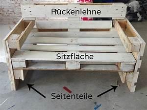 Mbel Aus Paletten Bauen Anleitung Pallets Upcycling