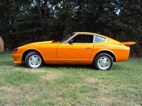 Used Datsun 280z by Sell Used Datsun 280z Quot Scarab Quot Rebuilt 350ci Excellent In