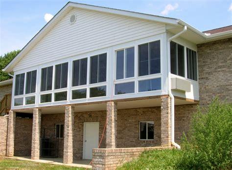 porch enclosures conversions asheville nc air vent