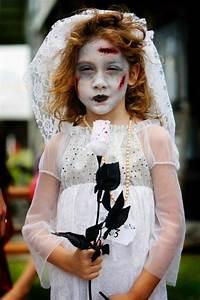 Maquillage D Halloween Pour Fille : maquillage halloween enfant id es pour vos petits monstres ~ Melissatoandfro.com Idées de Décoration