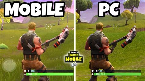 fortnite mobile ios android  fortnite pc xbox ps