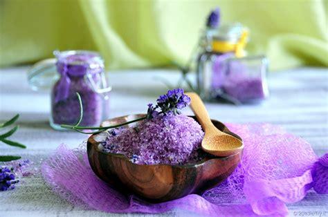 How To Make Homemade Lavender Bath Salts