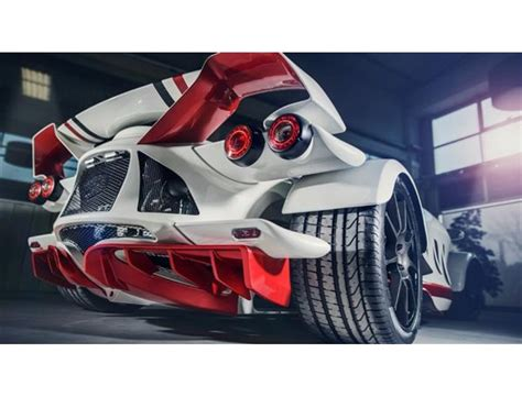 Tramontana's Ultrarare The Bespoke Sports Cars With 3d