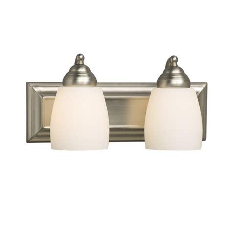Lowes Canada Bathroom Light Fixtures by Galaxy Lighting 724132 2 Light Barclay Bathroom Light