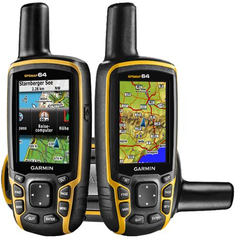 Garmin Gpsmap 64 Handheld Gps Worldwide Edition Basemap