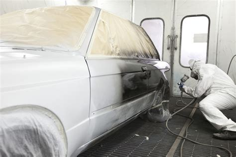 Auto Paint Job Services In Sussex