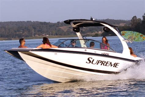 Supreme Boats by Research 2014 Ski Supreme V226 On Iboats