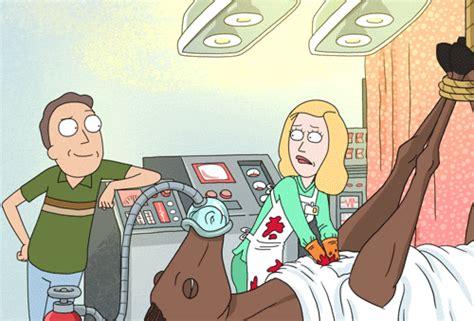 Rick And Morty Loop Gif