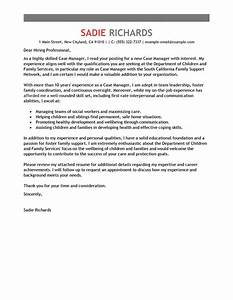 case manager cover letter examples social services With cover letter for case management position