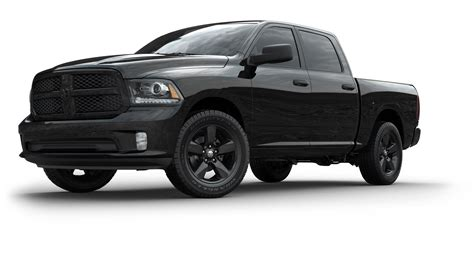 2014 Ram 1500 Black Express Edition