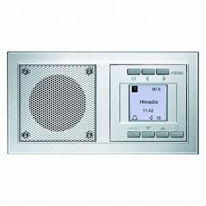 Berker Unterputz Radio : peha d radio unterputz radio im aura design silber baumarkt ~ Udekor.club Haus und Dekorationen