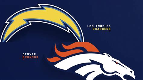 chargers  broncos highlights