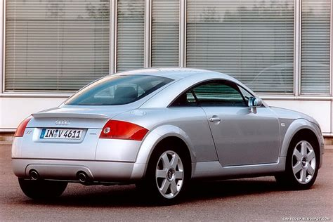 From Concept Reality First Generation Audi Carscoops