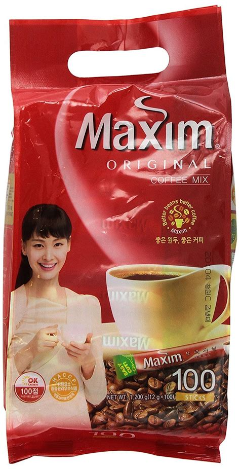 Maxim is the most famous korean coffee brand in south korea and around the world. Amazon.com : Maxim White Gold Instant Coffee - 100pks ...