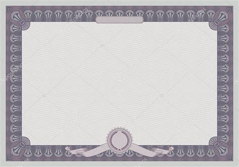certificate templates word certificate templates without borders blank certificates