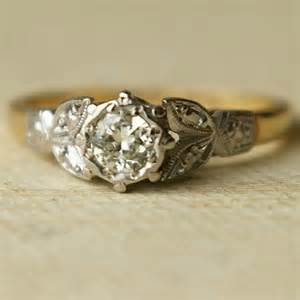 affordable vintage engagement rings cheap engagement rings for to look