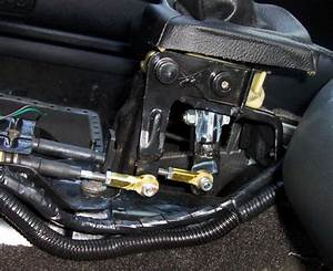 Can I Repair The Lower Shift Selector Cable Saturn Sl1