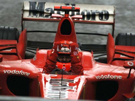 Michael Schumacher Ferrari F1