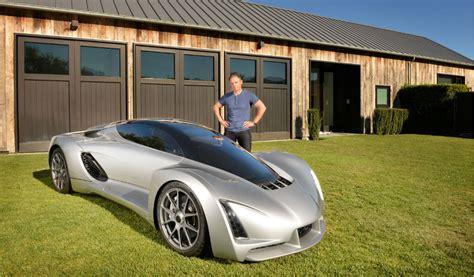 voiture 3 si鑒es auto dm blade une supercar produite en impression 3d