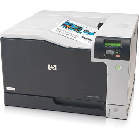 hp laser color printer hp cp5225n laserjet professional color laser printer