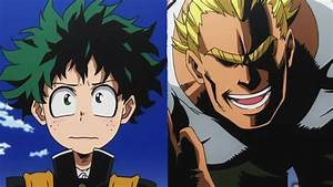 Omni, Hero, Academia, -, Chapter, 1, All, The, Might, Meets, All, The, Power