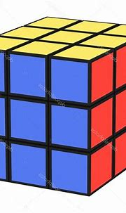 Rubix Cube Vector at Vectorified.com   Collection of Rubix ...