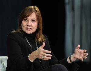 GM CEO Mary Barra: What's her salary, goals?