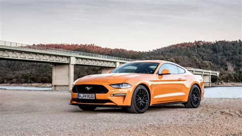 ford mustang    electric  wheel drive