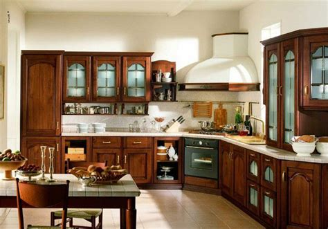 cozy kitchen designs small cozy kitchen in the italian style 2977
