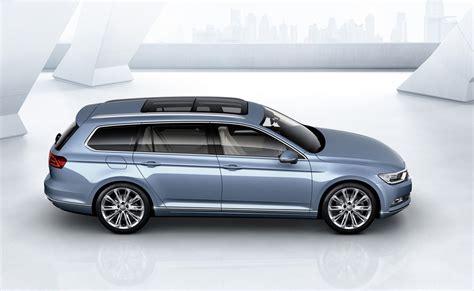 New Redesigned Passat by 2015 Volkswagen Passat Debuts Fresh European Model Only