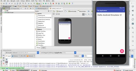 android studio 2 0 android er create avd using new android emulator in