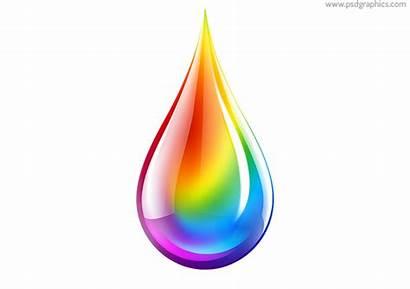 Paint Drop Icon Psd Oil Background Barrel