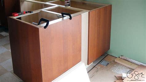 attaching ikea doors panels madness method