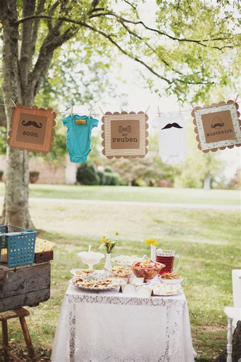 Vintage Woodland Baby Shower  Baby Shower Ideas Themes