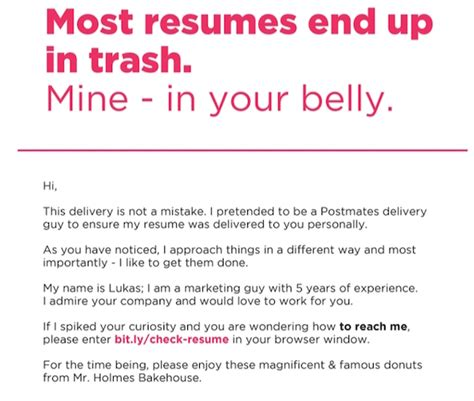 clever landed 10 interviews by hiding resume in a