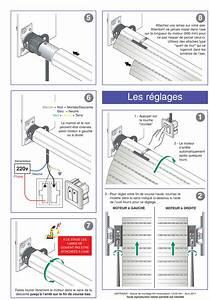 Moteur Pour Volet Roulant électrique : comment poser mon moteur de volet roulant gefradis ~ Edinachiropracticcenter.com Idées de Décoration
