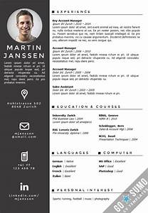 25 best ideas about creative cv template on pinterest With cv layout