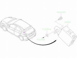 2018 Subaru Crosstrek Tire Pressure Monitoring System