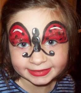 Halloween Schmink Bilder : lieveheersbeestje schminken pinterest paints lieveheersbeestjes en zussen ~ Frokenaadalensverden.com Haus und Dekorationen