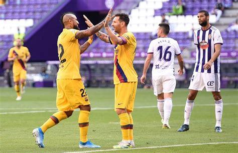 Barcelona player ratings as the Blaugrana eke out a narrow ...