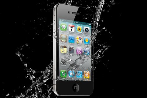 how to fix a water damaged iphone iphone 4s water damage rotten apples iphone repair
