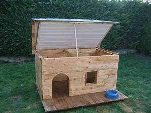 Maison Pour Chat Extérieur : fabriquer une cabane pour chat exterieur ~ Premium-room.com Idées de Décoration