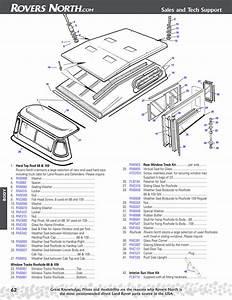Land Rover Series Ii  Iia   U0026 Iii Window  U0026 Window Tracks