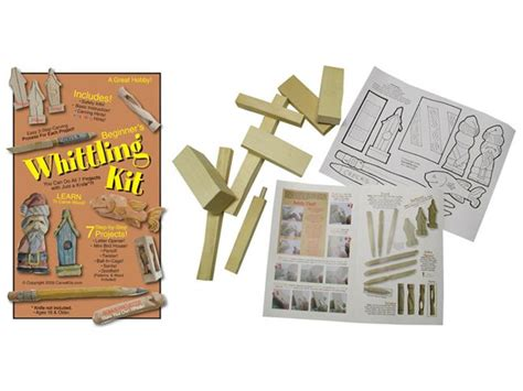 beginners whittling kit gifts pinterest whittling