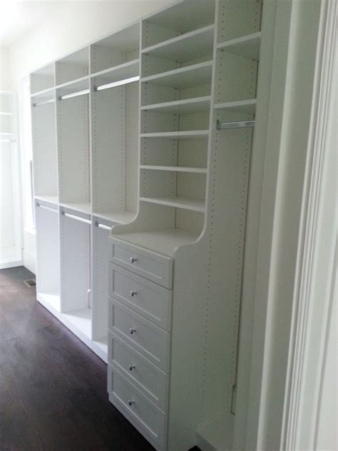 white closets modern closet atlanta by spacemakers