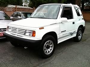 1994 Suzuki Sidekick - Information And Photos